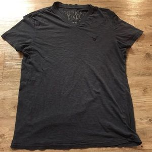 American Eagle Outfitters V-Neck Shirt